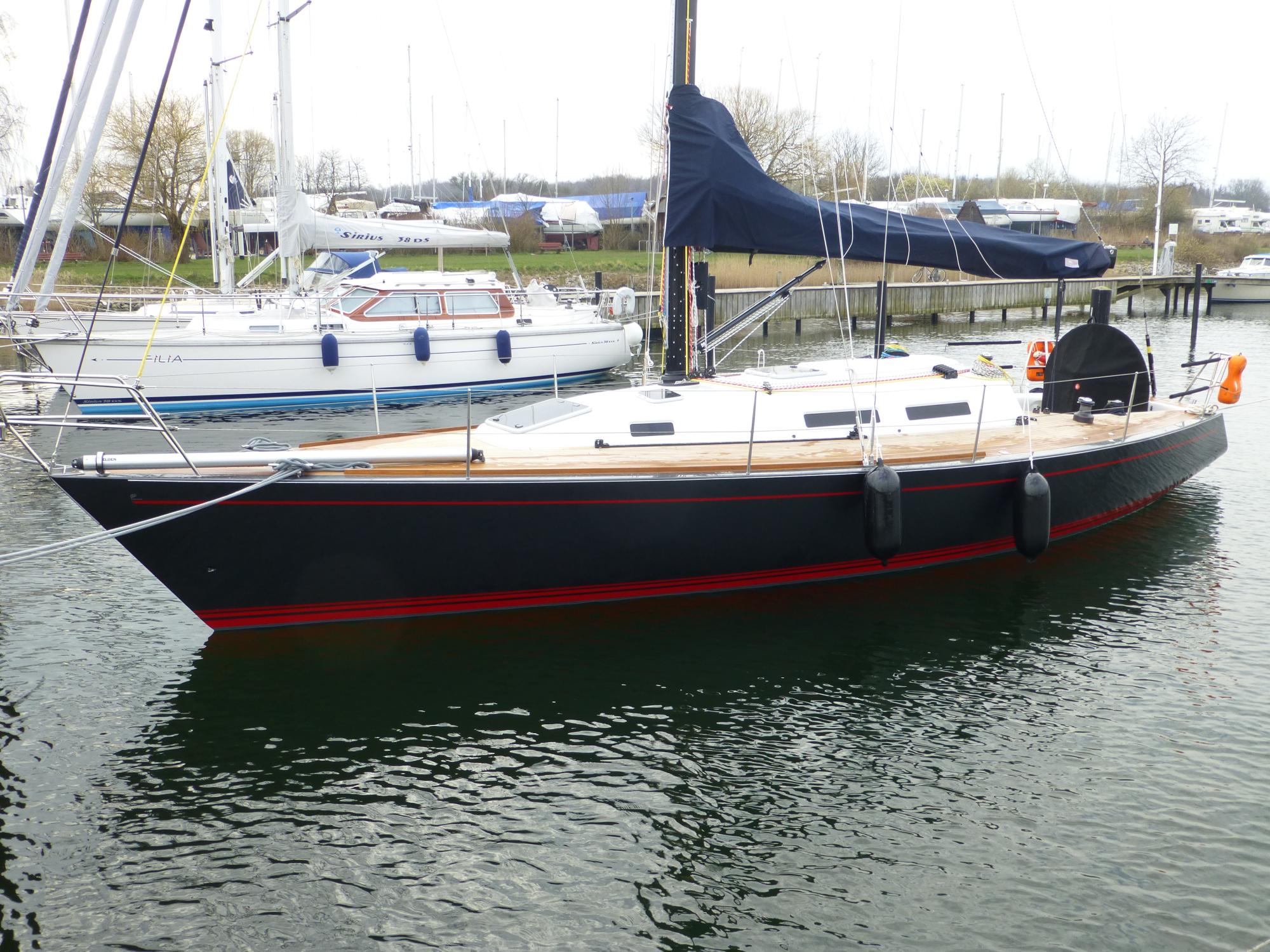 Refit J/39 Hafen
